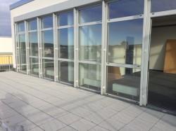 450m² Exklusives Penthousebüro mit Terrasse - PROVISIONSFREI
